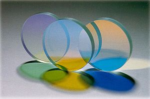 Dichroic filter, dichroic color filters